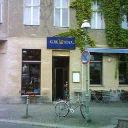 Kirk Royal, Berlin