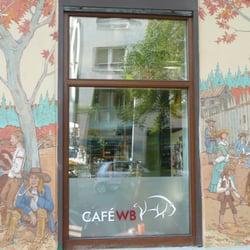 Cafe WB, Leipzig, Sachsen