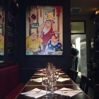 La table du boucher restaurant fran ais 16 rue du - Restaurant la table du boucher lille ...