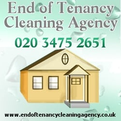 End of Tenancy Cleaning Agency, London