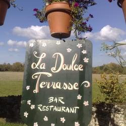 La Doulce Terrasse, Villandry, Indre-et-Loire