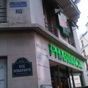 City-Pharma, Paris, France