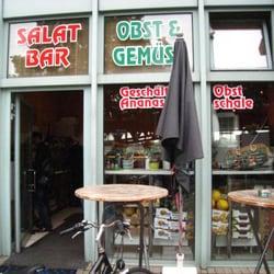 Obst & Gemüse Salat Bar, Hamburg