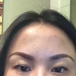 how to fix eyebrows that are uneven