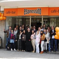 Neueröffnung Espressito: 09.04.2011