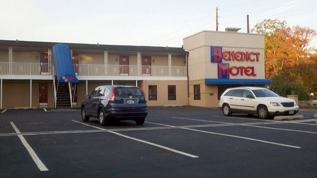 Linden (NJ) United States  city pictures gallery : Benedict Motel Linden, NJ, United States