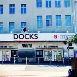 Docks tagsüber und bei gutem Wetter ;)