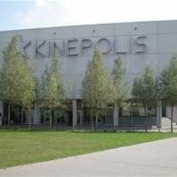 Kinepolis - Nancy, Meurthe-et-Moselle, France