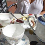 Tea & other stuff.