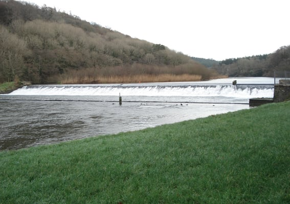 Lopwell Dam, Maristow, Plymouth
