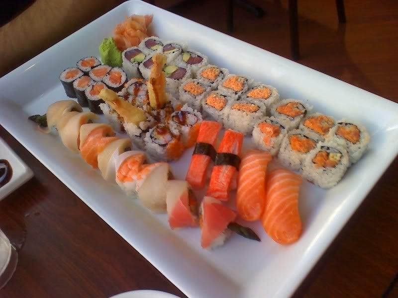 So Much Sushi   Euro Palace Casino Blog - Part 2
