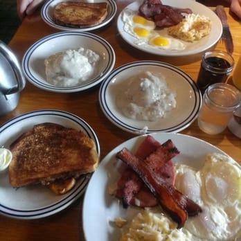 machine shed breakfast