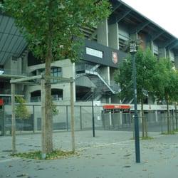 Stade de la Route de Lorient - Rennes, France. Stade rennais