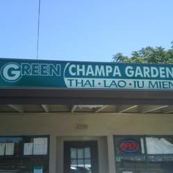 Green Champa Garden 880 Photos Thai Restaurants