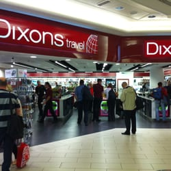 Dixons Travel South Terminal, London Gatwick, West Sussex