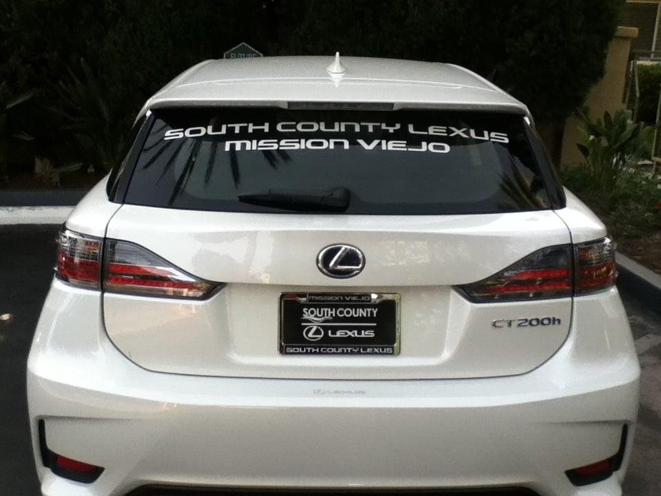 south county lexus 37 photos auto repair mission. Black Bedroom Furniture Sets. Home Design Ideas