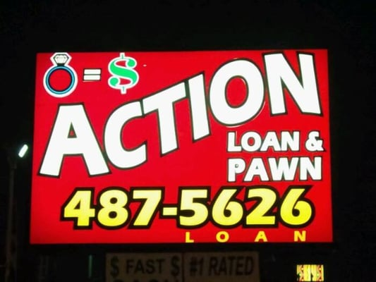 Action Loan & Pawn store photo