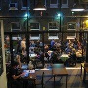 Café 1001, London, UK