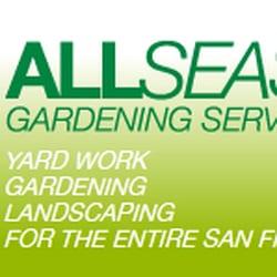 All Seasons Gardening & Landscaping Services - All Seasons Gardening, Landscaping & Home services logo. - San Francisco, CA, Vereinigte Staaten