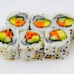 Sushi Catering - Vegetable Inside Out…