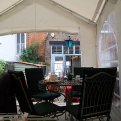 The Secret Garden Cafe, Saint Albans, Hertfordshire