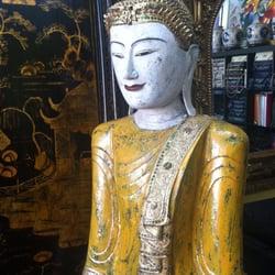 Cronburg & Becker - San Diego, CA, États-Unis. Beautiful Buddha from nepal