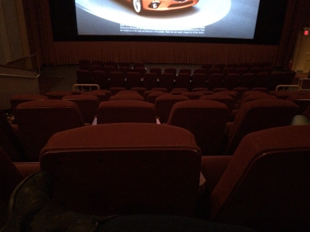 The carmike movie theater