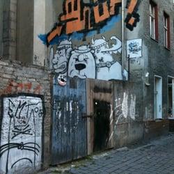 Strassenkunst Reuterstrasse: Wikinger, Berlin