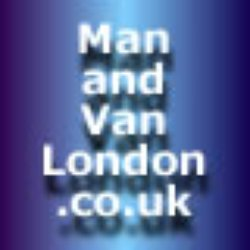 man and van, London