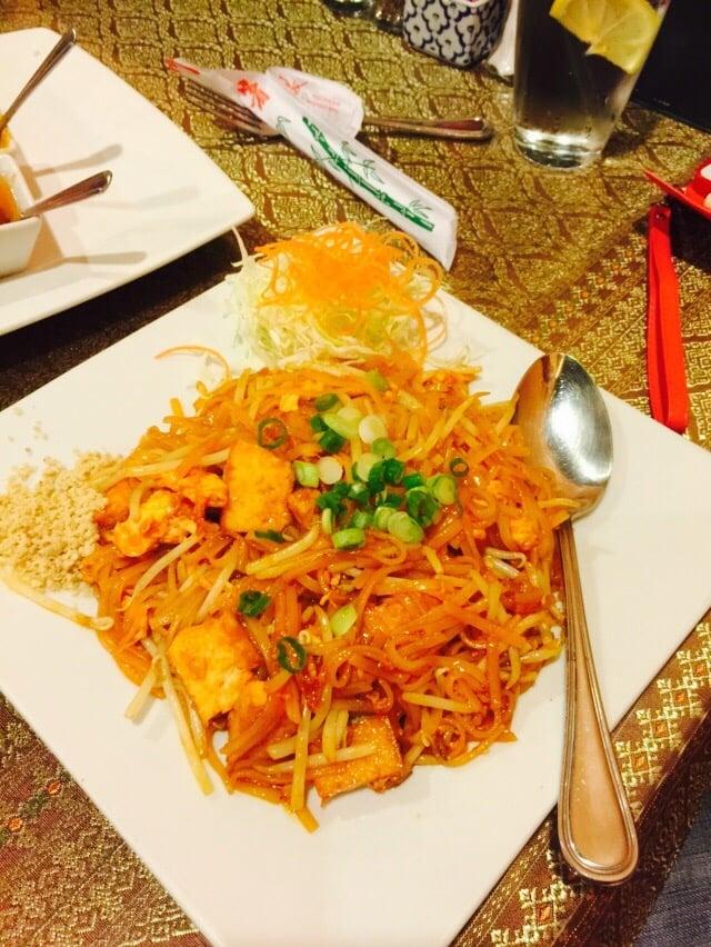 Thai Table Pad Thai Tofu Pad Thai Tasted a