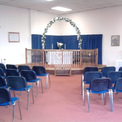 Eden Progressive Spiritualist Church, Gateshead, Tyne and Wear