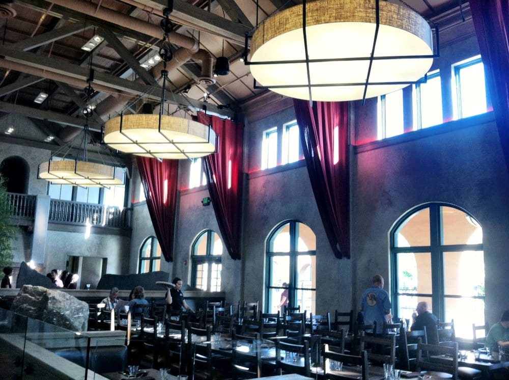 Stone Brewing World Bistro Gardens Liberty Station American New Point Loma San Diego
