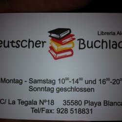 Deutscher Buchladen - Libreria Alemana, Yaiza, Las Palmas, Spain