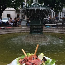 Sherry & Port Salat - der Klassiker ;-)