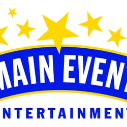Main Event Entertainment logo