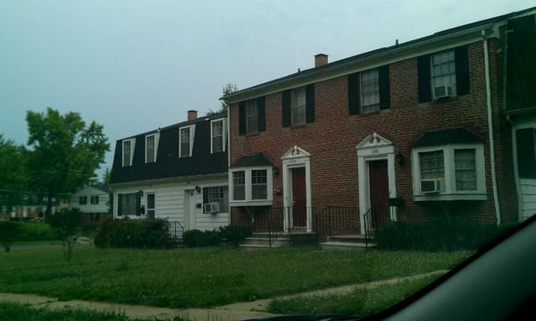 Gardenvillage Townhouse Apartments 6020 Barstow Rd Baltimore Md Photos Phone Number