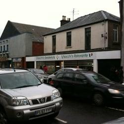 Visocchi's Cafe, Dundee