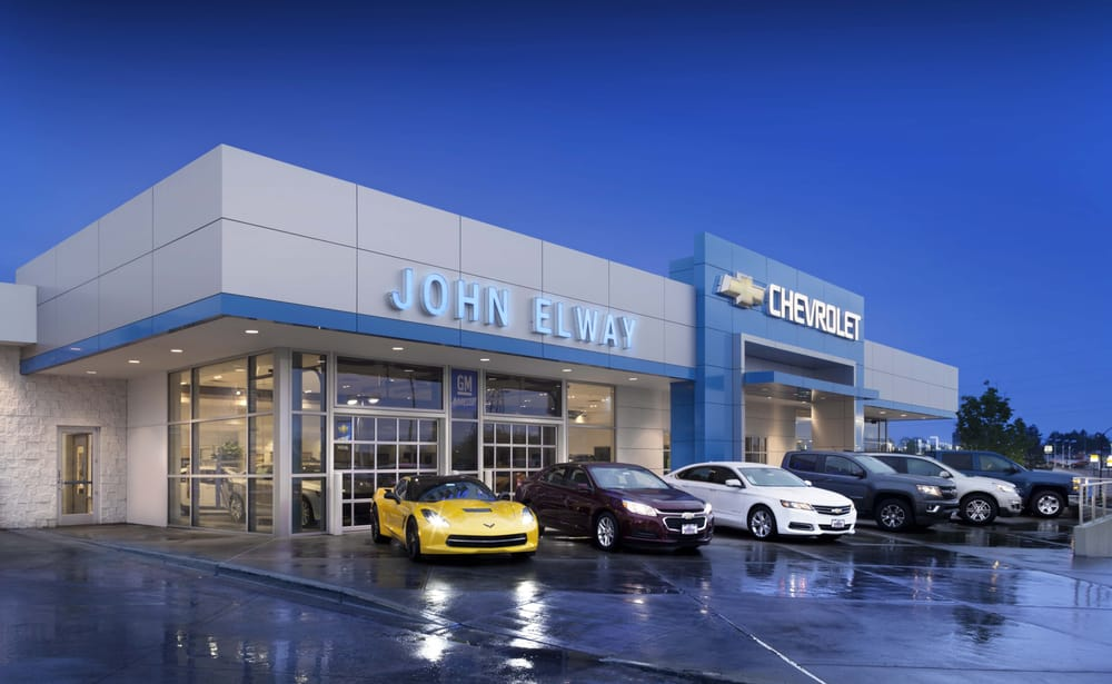 john elway chevrolet on south broadway car dealers