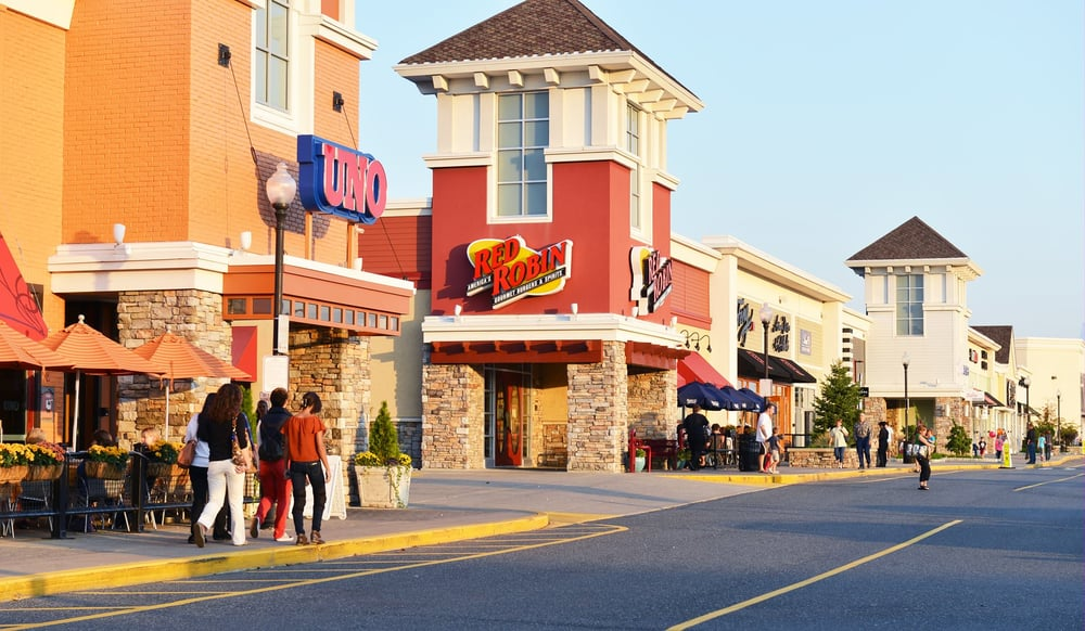 Shoppes At Blackstone Valley - 10 Photos - Shopping Centers - Millbury ...