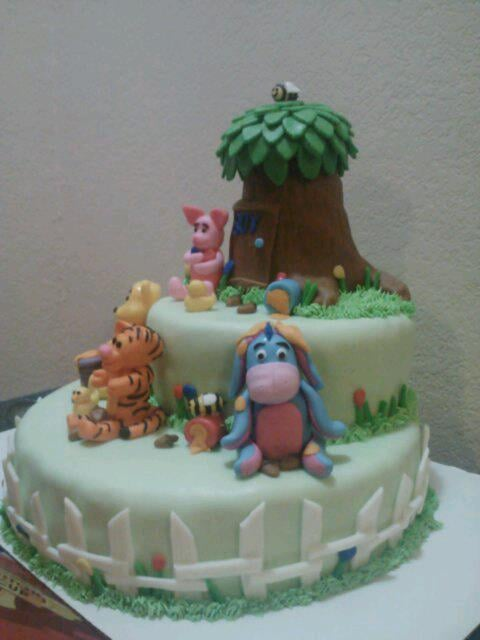 cake it vacaville ca united states winnie the pooh baby shower