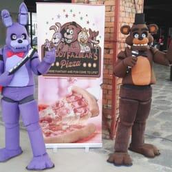 Freddy fazbear s pizza palace pasadena ca estados unidos came to