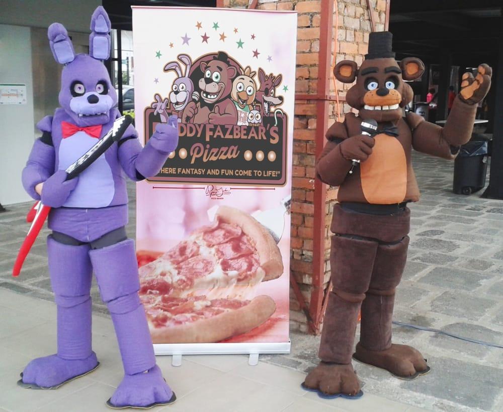 Freddy fazbear s pizza palace 46 fotos pizza pasadena