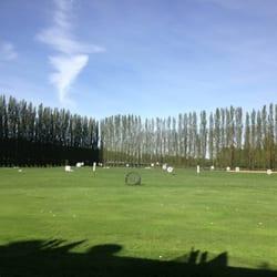 Redwood Golf Center - Redmond, WA, United States. Practice Practice Practice!