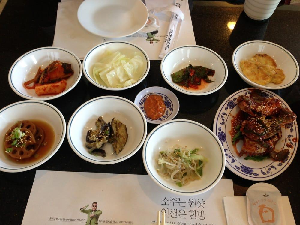 Hyang Chon 30 Photos Korean Restaurants Garden Grove Ca United States Reviews Yelp