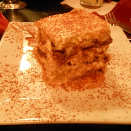 Prhyme Steakhouse & Seafood - New York, NY, États-Unis. Tiramisu