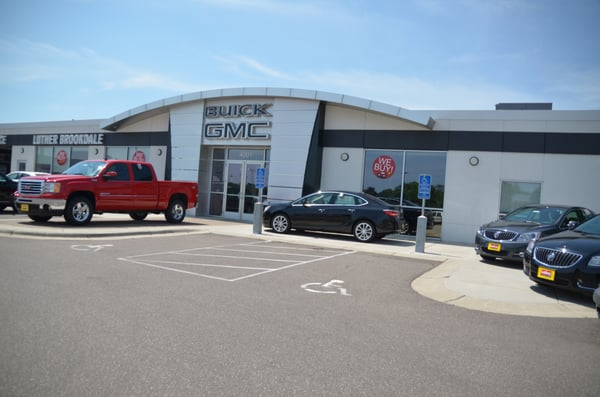 Brooklyn Center (MN) United States  city pictures gallery : Luther Brookdale Buick GMC Brooklyn Center, MN   Yelp