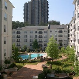 Executive Corporate Living Apartments 925b Peachtree