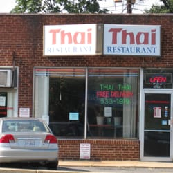 Thai thai restaurant yelp for Arlington thai cuisine