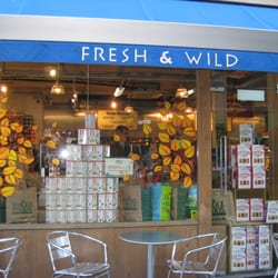 Fresh & Wild, London