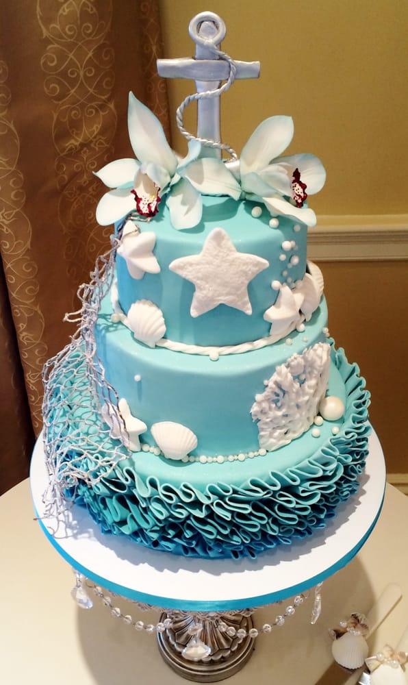 Nautical Cake Decorations In Australia